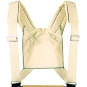 Heavy Duty Padded Comfort Harness for fruit harvesting