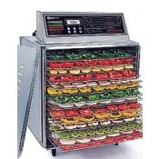 TSM D-14 Stainless Commercial Dehydrator
