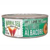 Natural Sea Wild Albacore Tuna