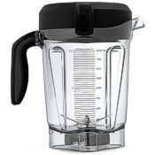 Vitamix Wet Carafe, Low Profile, 64 oz.