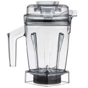 Vitamix Ascent Dry Carafe, 48 oz. with Tamper