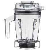 Vitamix Ascent Wet Carafe, 48 oz. with Tamper