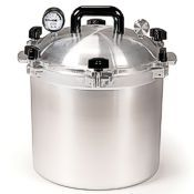 All-American pressure canners/cookers