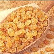 Raisins, Gold