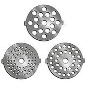 Weston Grinder Plates, Stainless #5