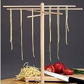 Pasta Drying Rack, Wood