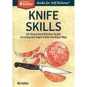 Knife Skills Book