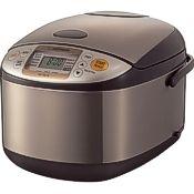 Fuzzy Logic Micom Rice Cooker, model NS-TSC