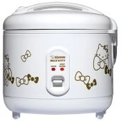 Zojirushi & Hello Kitty Automatic Rice Cooker & Warmer, NS-RPC10KT