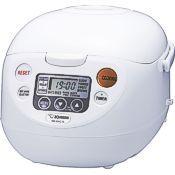 Fuzzy Logic Micom Rice Cooker, NS-WAC10