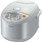 Fuzzy Logic Micom Rice Cooker, NS-YAC