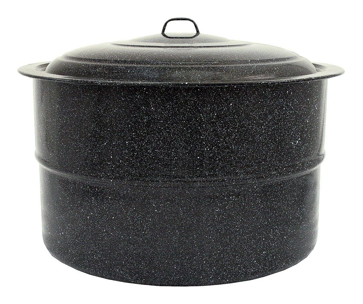 Granite Ware Water Bath Canner W Rack Ebay