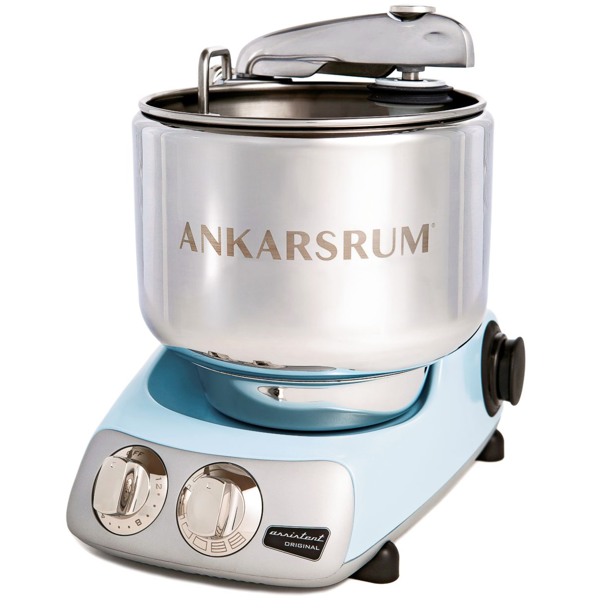 Save $100 now on early-2017 model Ankarsrum mixers! Click to see which colors are still available!