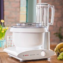 ON SALE: Surprise your mom with a brand new, powerful Bosch Universal Plus mixer & blender!