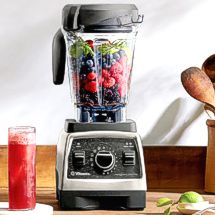 All Vitamix blenders are on sale now! Chop, blend, cream, purée, and more!