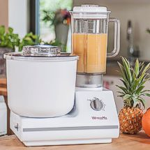 Save $80 on your purchase of the WonderMix Deluxe stand mixer!