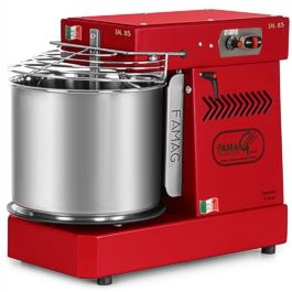 Italian-made Famag spiral mixers are world renowned for strength, quality, and outstanding baking results!