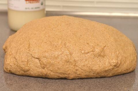 Fluffy Whole Wheat Dinner Rolls