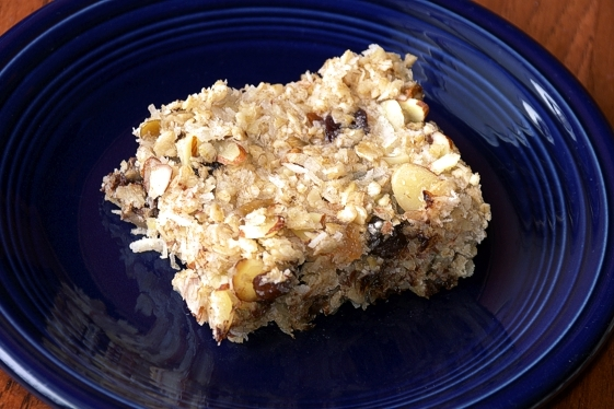 Nutritious Breakfast Bars