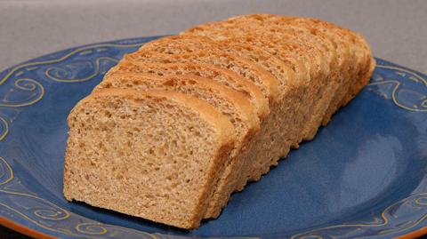 Whole Wheat Sandwich Bread Loaf