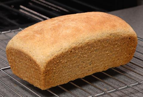 1 lb. Whole Wheat Sandwich Loaf