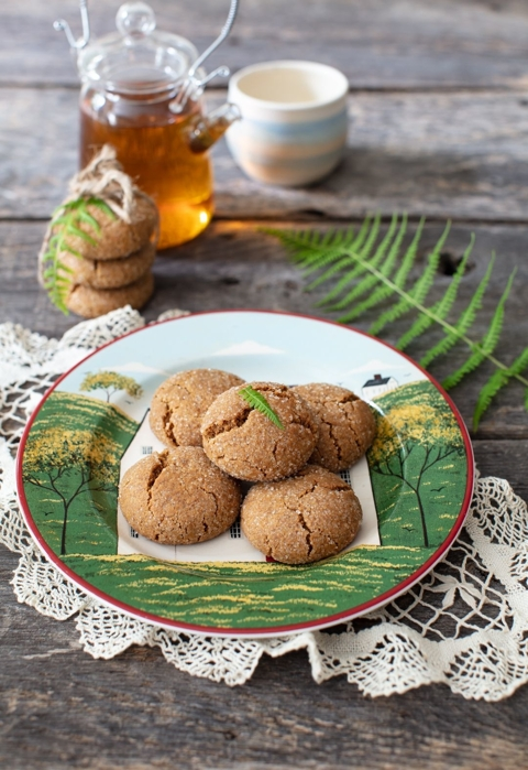 Two Bites Spice Cookies