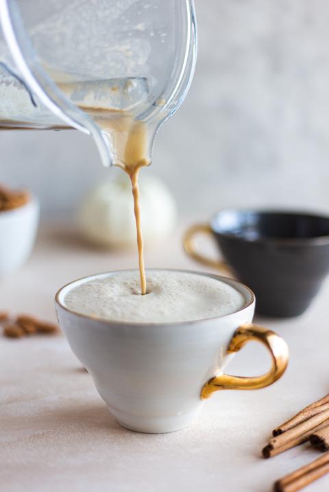 Pumpkin Spice Latte (Dairy-Free)