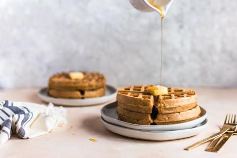 Gluten Free Multigrain Waffles