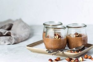 Bouza: Tunisian Sorghum Pudding/Beverage