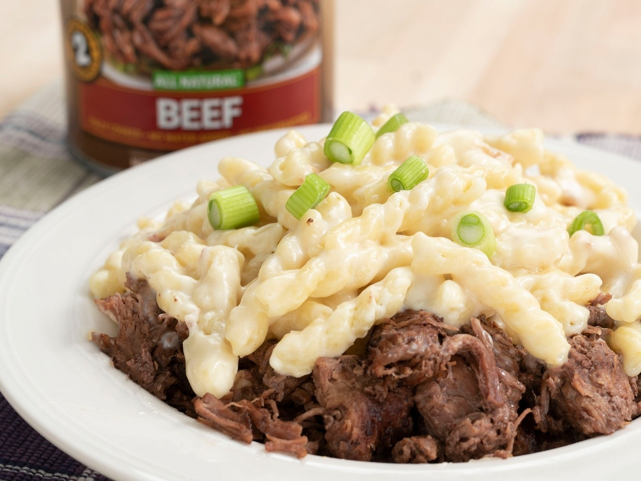 Steakhouse Mac 'n Cheese