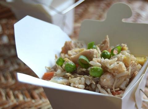 Keystone Chicken Fried Rice