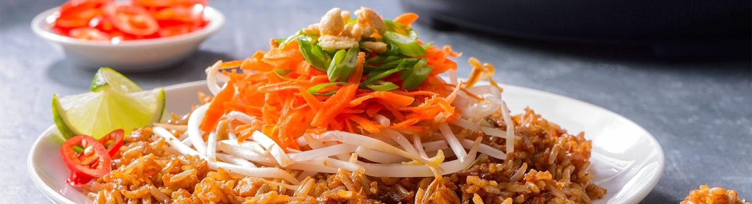 Brown Rice Pad Thai