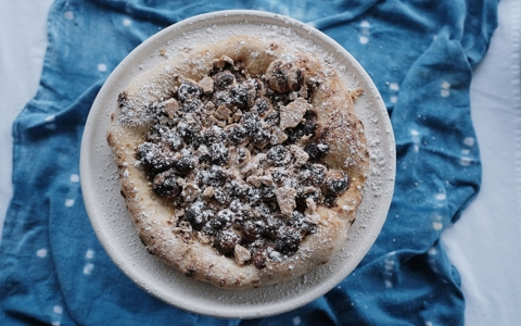 S'mores Pizza