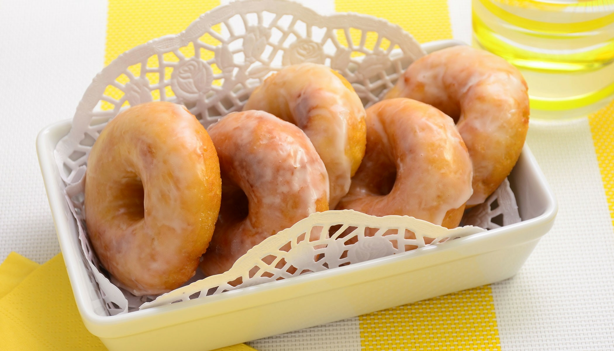 Gluten Free & Guilt Free Donuts