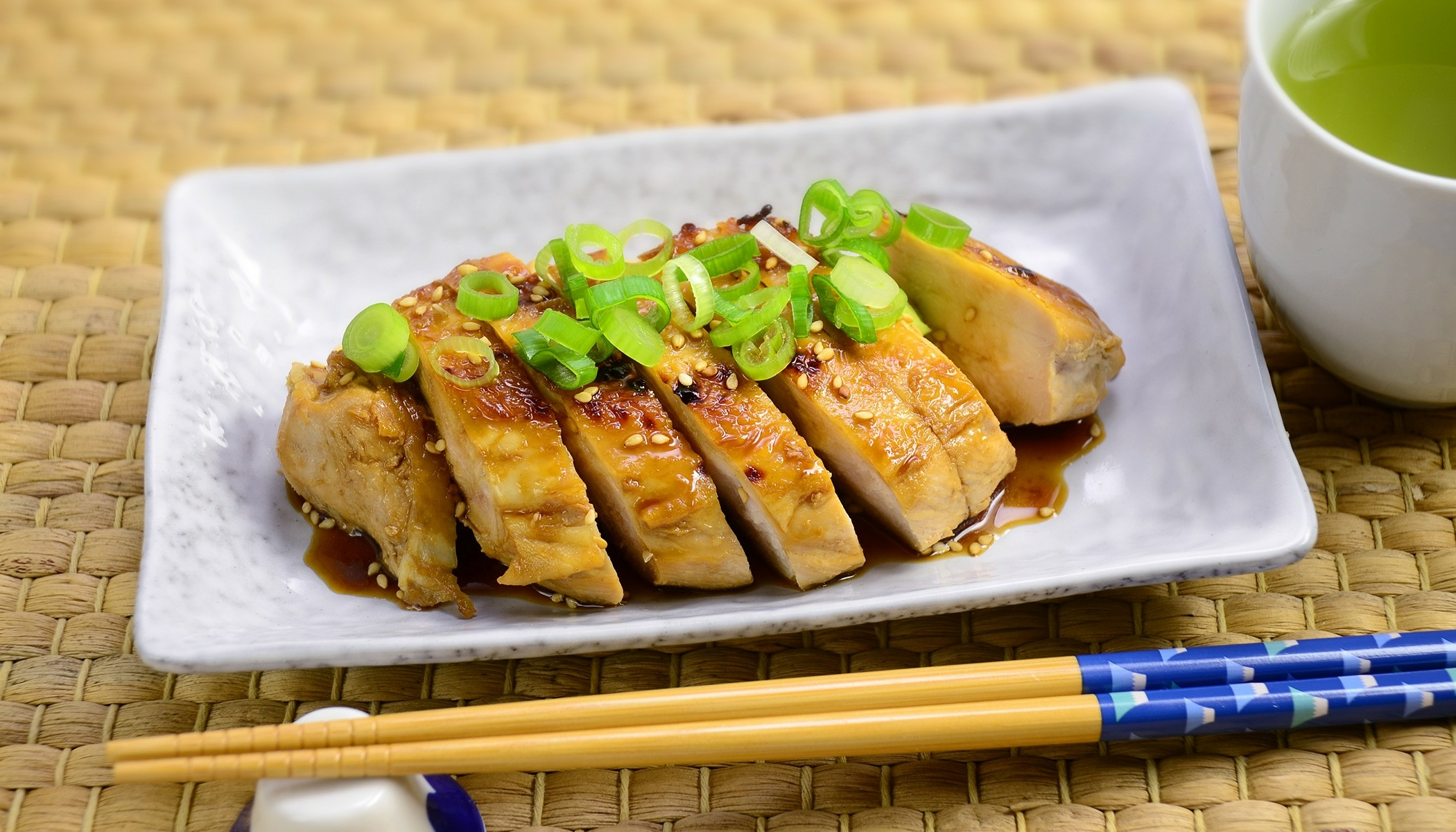 Japanese Style Teriyaki Chicken