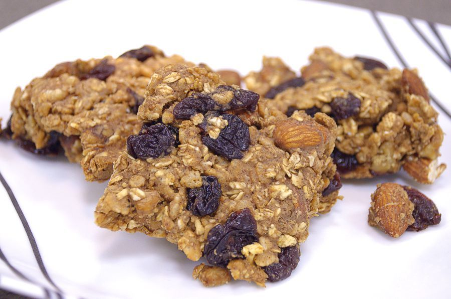Cherry Nut Protein Bars