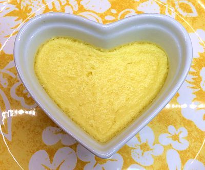 Steamed Lemon Custards