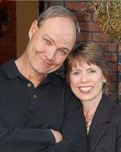 Gary & Anita Hansen portrait