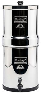 Stainless Big Berkey purifier