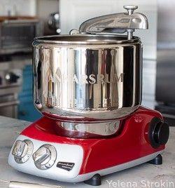 Ankarsrum dough mixer