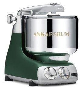 Ankarsrum mixer, new Forest Green
