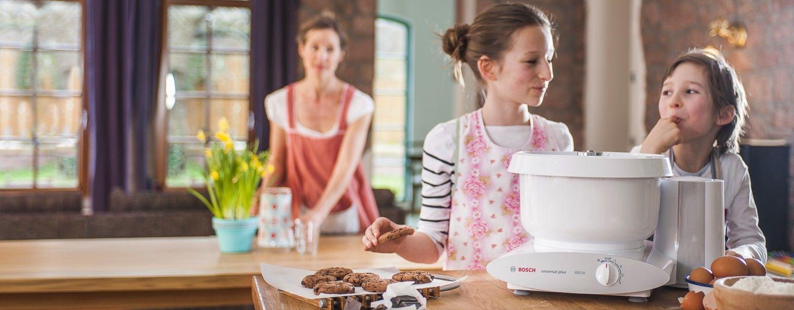 Bosch Universal Plus–A Complete Kitchen Center