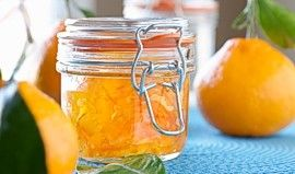 canned orange marmalade