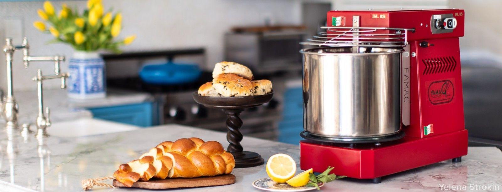 Famag spiral dough mixer