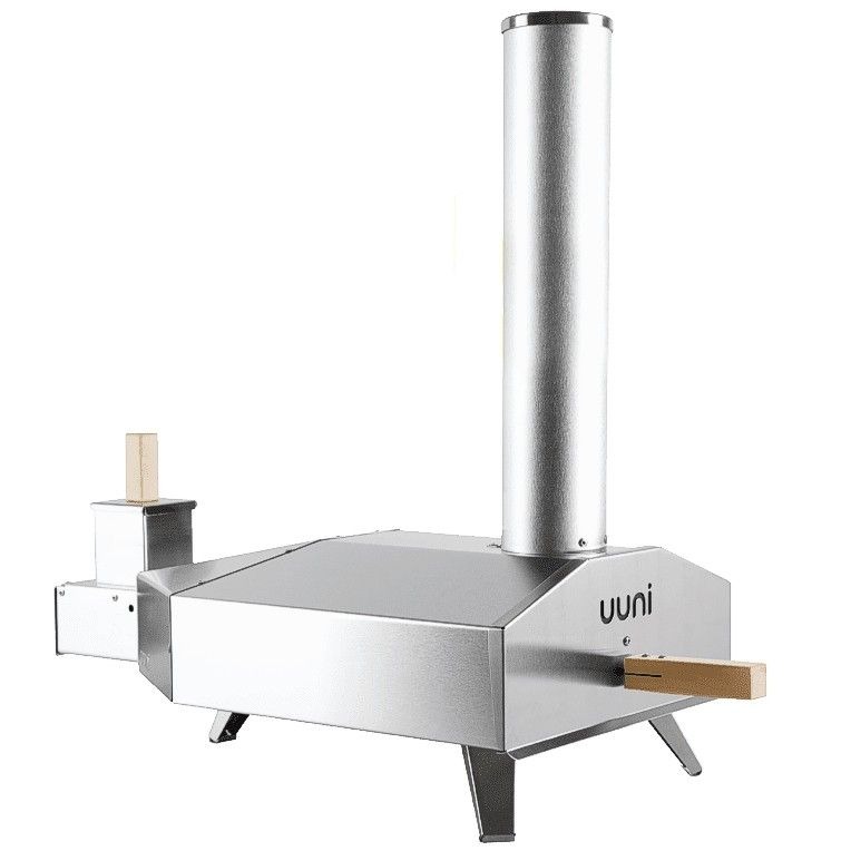 Uuni 3 Wood-Fired Stone Pizza Oven