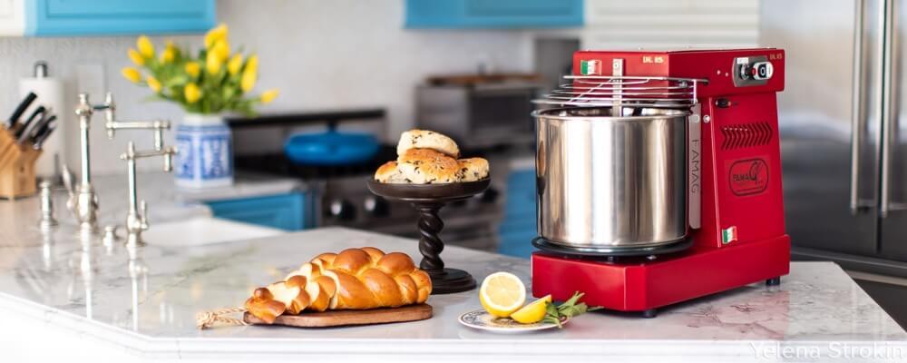 Famag Spiral Dough Mixers