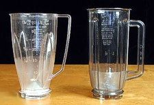 Bosch blender comparison, old and new