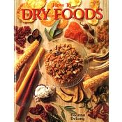 How to Dry Foods book