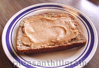 FGM Peanut Butter Toast