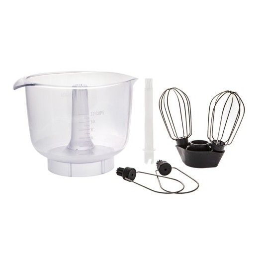 Ankarsrum Plastic Bowl Set
